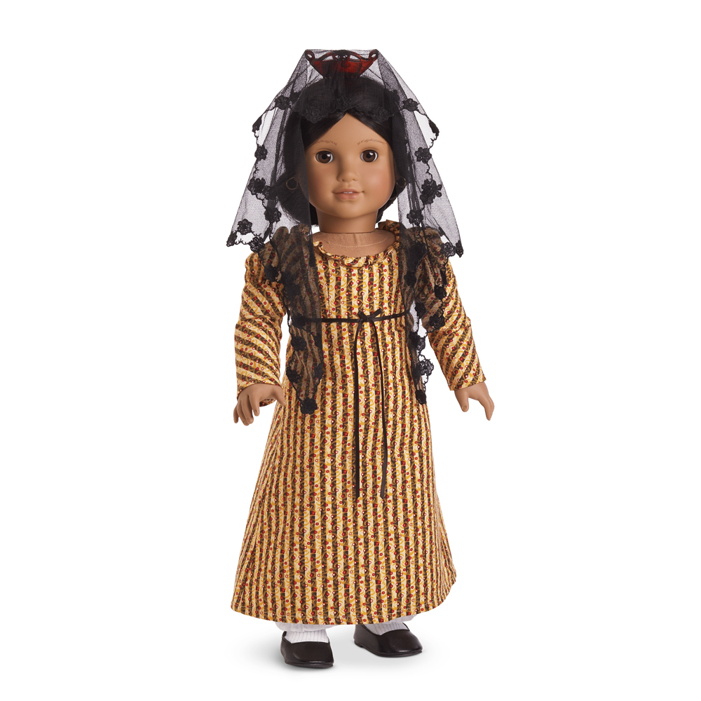 Christmas Dress and Mantilla | American Girl Wiki | FANDOM powered ...
