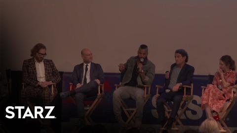 American Gods SXSW Panel 2017 STARZ