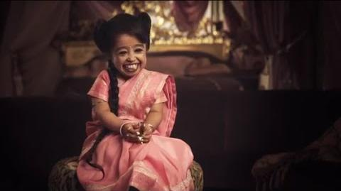 American Horror Story Freak Show - Extra-Ordinary Artists – Jyoti Amge