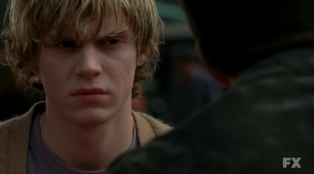 File:S01E04 Evan Peters as Tate Langdon American Horror Story 2.png