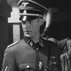 Young Arden AKA Hans Grüper