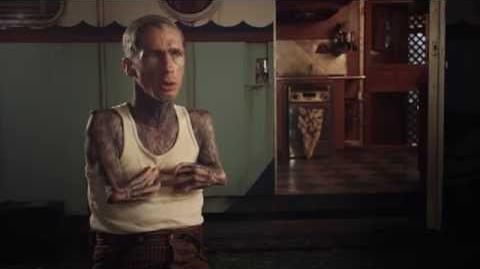 American Horror Story Freak Show - Extra-Ordinary Artists - Mat Fraser