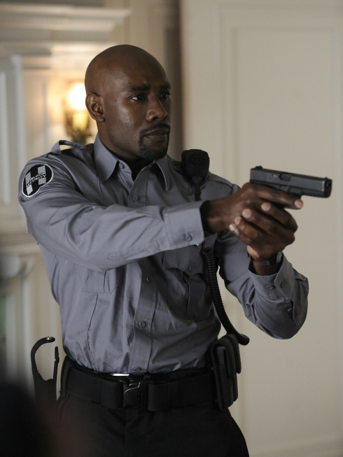 morris chestnut biography