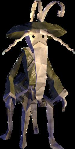 Origami Ant Elder