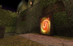 Majestic Maze - Portal