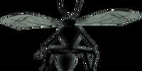 Samurai Ink Wasp