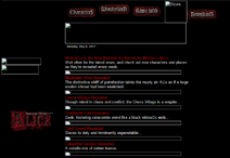 Old alice website news page