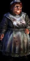 Nurse Cratchet