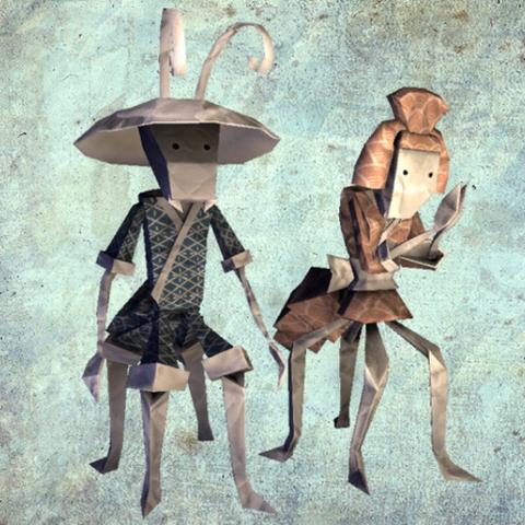 File:Origami Ant render.png