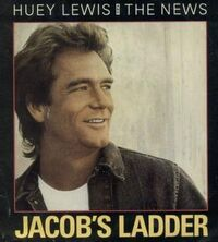 Huey Lewis & The News Jacob's Ladder cover
