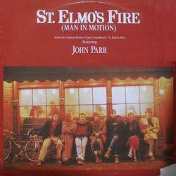 John Parr St. Elmo's Fire cover