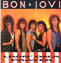 Bon Jovi Livin' On A Prayer cover