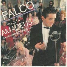 Falco Rock Me Amadeus cover