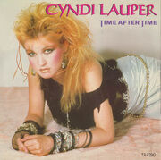Cyndi Lauper Time After Time cover
