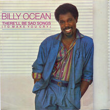 Billy Ocean There'll Be Sad Songs (To Make You Cry) cover