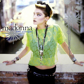 Madonna Like A Virgin cover