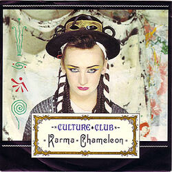 Culture Club Karma Chameleon cover