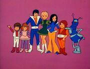 Partridge-Family-2200-AD-Cartoon-Characters