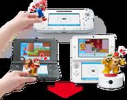 Mini Mario & Friends Amiibo Uses