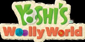 YoshisWoollyWorldLogo