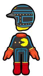 MK8 Pac-Man Suit
