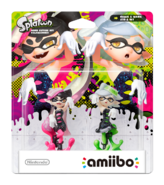 Squid Sisters Set Package