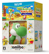 Yoshi's Woolly World Bundle Japan