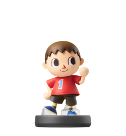 AmiiboVillager