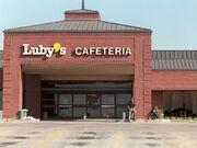 Luby's Cafeteria front