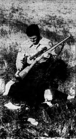File:Michael Andrew Clark rifle.jpg
