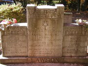 Charles Lawson grave