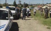 Bulelani Vukwana crime scene