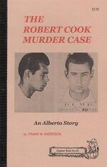 Book The Robert Cook Murder Case