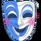 Máscara Happy