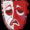 Máscara Sad