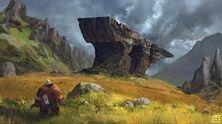 Dwarves settling