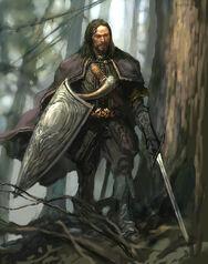 King Tharik