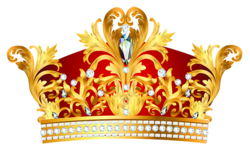 King of Amsnorth crown