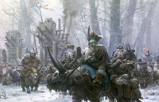 Dwarves-army