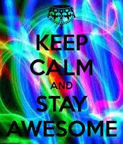 Awesome keep calm