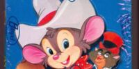 An American Tail Trading Cards