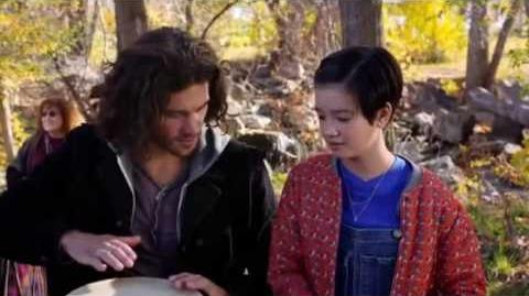 Andi Mack - Dad Influence - Dad and Daughter Time - CLIP