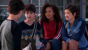 Jonah, Andi, Cyrus, Buffy