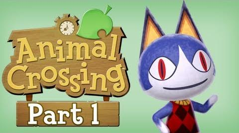Let's Play Animal Crossing New Leaf - Part 1 (Arcadia)