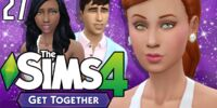 Let's Play The Sims 4: Get Together - Part 27 (Rest & Relaxation)