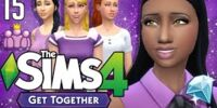 Let's Play The Sims 4: Get Together - Part 15 (Burn Book)