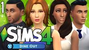 The Sims 4 Dine Out - Thumbnail 1