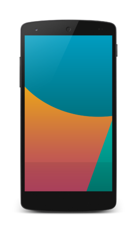 File:Nexus 5 Front View.png