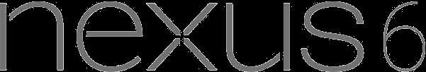 File:Nexus 6 logo.png