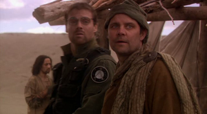 Pablo Coffey (on Stargate)